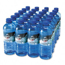 H2O 2GO Premium Bottled Water 24 0.5 Liter Bottles