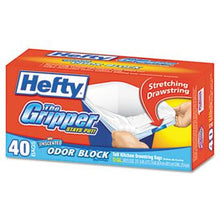 Hefty 13 Gallon The Gripper Tall Kitchen Bags 40ct Box Right