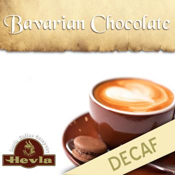 Hevla Bavarian Chocolate Decaf Low Acid Ground Coffee 5lb Bag