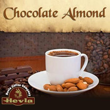 Hevla Chocolate Almond Low Acid Ground Coffee 12oz Bag