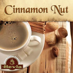 Hevla Cinnamon Nut Low Acid Ground Coffee 5lb Bag