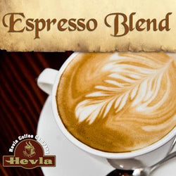 Hevla Espresso Low Acid Ground Coffee 12oz Bag