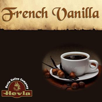 Hevla French Vanilla Low Acid Ground Coffee 5lb Bag
