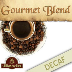 Hevla Gourmet Blend Decaf Low Acid Ground Coffee 12oz Bag
