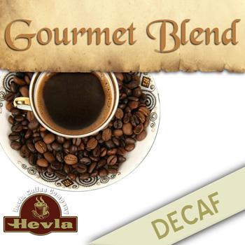 Hevla Gourmet Blend Decaf Low Acid Ground Coffee 5lb Bag