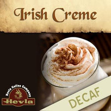 Hevla Irish Creme Decaf Low Acid Ground Coffee 12oz Bag