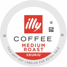 illy Coffee Medium Roast K-cup Pods 20ct
