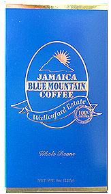Jamaica Blue Mountain Coffee Beans 8oz Gift Box
