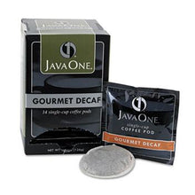 JavaOne Colombian Decaffeinated Coffee Pods 14ct