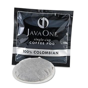 JavaOne Colombian Supremo Coffee Pods