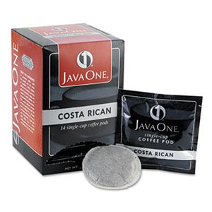 JavaOne Estate Costa Rican Coffee Pods 14ct