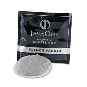 JavaOne French Vanilla Coffee Pods