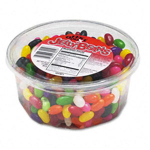 Jelly Beans Assorted Flavors 2lb Tub