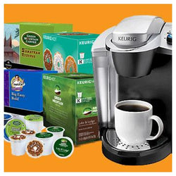 Keurig K145 Holiday Value Bundle Includes Four 24ct Boxes