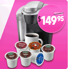 Keurig K145 Home Office Pro Brewer Mother's Day Special Value Pack