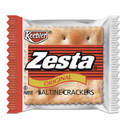 Keebler Zesta Saltine Crackers 2 Crackers per Pack 500ct