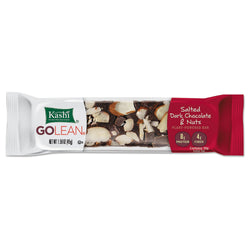 Kashi GOLEAN Fiber & Protein Bars Salted Dark Chocolate and Nuts 8ct