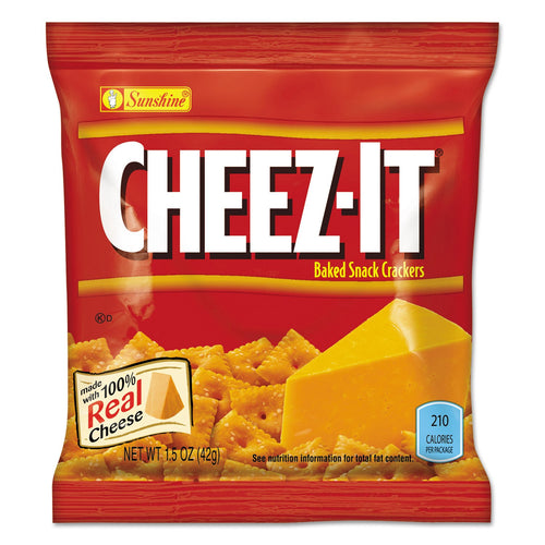 Sunshine Cheez-it Crackers Reduced Fat 60 ct