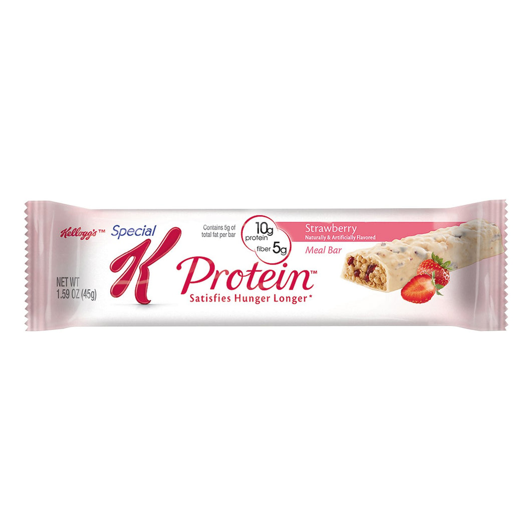 Kellogg's Special K Protein Meal Bar Strawberry 8ct