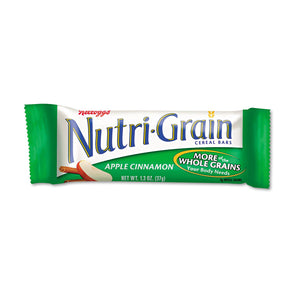 Kellogg's Nutri-Grain Cereal Bars Apple-Cinnamon 16ct