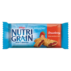 Kellogg's Nutri-Grain Cereal Bars Strawberry 16ct