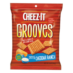 Sunshine Cheez-it Grooves Crackers Zesty Ranch 6ct