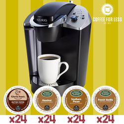 Keurig K145 Flavored Bundle with 96 K-Cup Pods