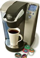 Keurig Platinum K75 K-Cup Coffee Brewer