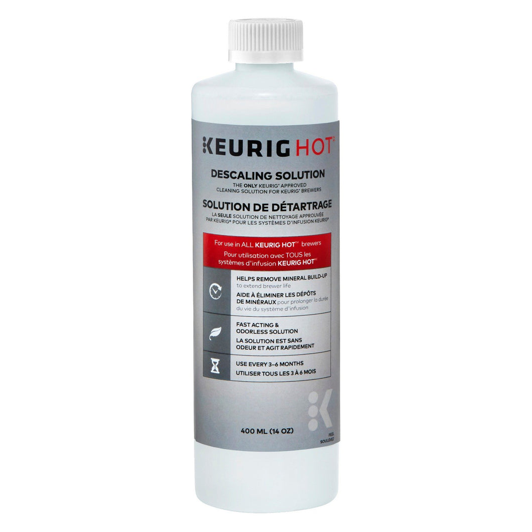 Keurig Descaling Solution 14oz Bottle