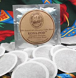 Aloha Island Kona Breakfast Blend Coffee Pods 18ct