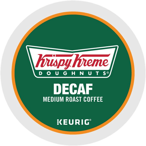 Krispy Kreme Decaf K-cups 96ct