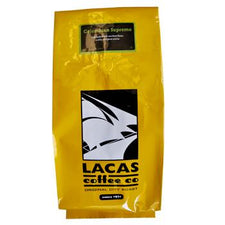 Lacas Coffee Colombian Supremo Coffee Beans 5lb Bag