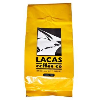 Lacas Original City Roast Coffee Beans 5lb Bag