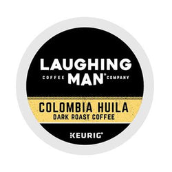 Laughing Man Colombia Huila K-Cups