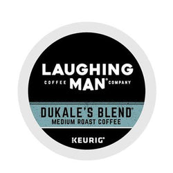 Laughing Man Coffee Dukale's Blend K-Cup Pods 22ct