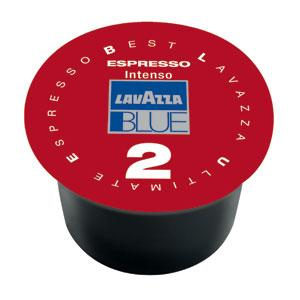 Lavazza Blue Espresso Intenso Capsules BIDOSE (double shot) 100ct