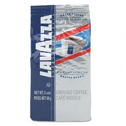 Lavazza Gran Filtro Classico Ground Coffee 30 2.25oz Frac Packs