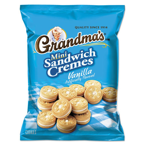 Grandma's Mini Vanilla Cream Cookies 24ct