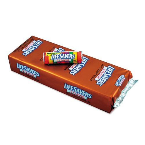 Life Savers Assorted Flavors Hard Candy 20 11-Piece Rolls