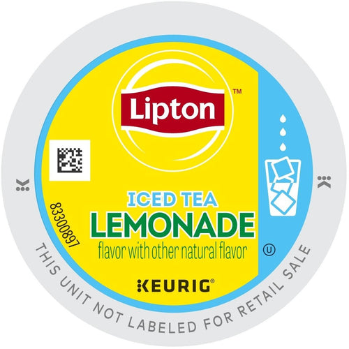 Lipton Iced Tea Lemonade K-cups 22ct