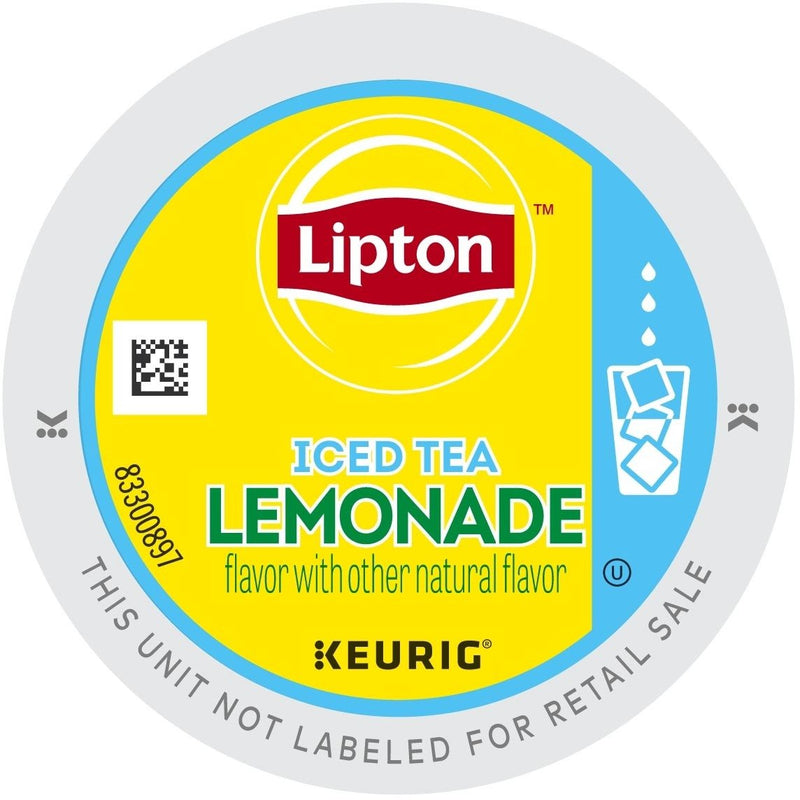 Lipton Iced Tea Lemonade K-cups 88ct