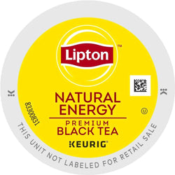 Lipton Tea Natural Energy K-cups 24ct