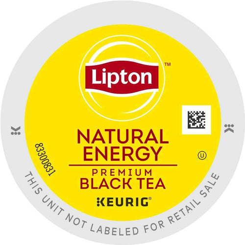 Lipton Tea Natural Energy K-cups 96ct
