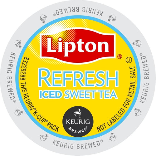 Lipton Refresh Iced Sweet Tea K-Cup® Pods 88ct