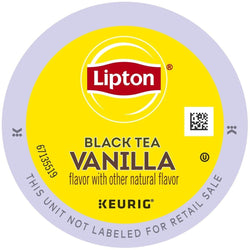 Lipton Tea Rich Black Tea Vanilla K-Cups 24ct
