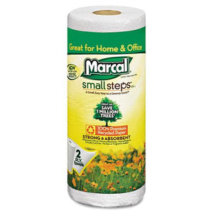 Marcal Perforated Paper Towel Rolls 15ct