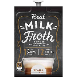Flavia Real Milk Froth Powder for Cappuccinos and Lattes 20ct
