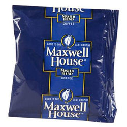 Maxwell House Coffee Regular House Blend Ground Coffee 42 1.5oz Bags
