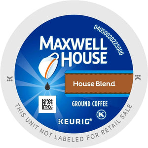 Maxwell House House Blend K-cup Pods 24ct