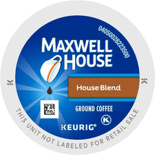 Maxwell House House Blend K-cup Pods 96ct